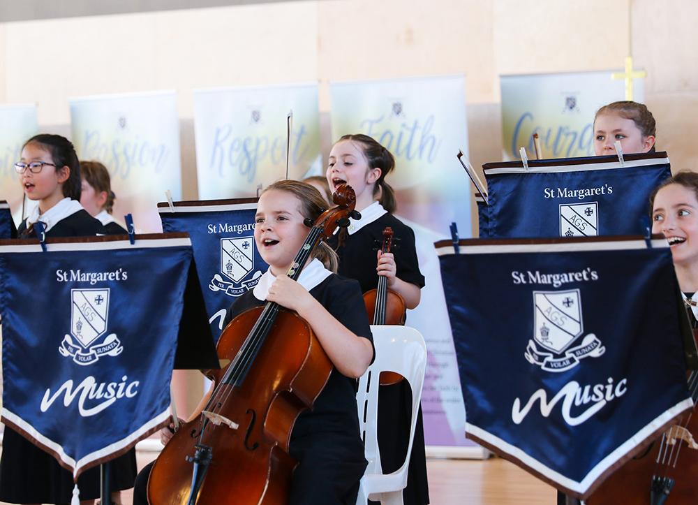 澳洲女子寄宿中學St Margaret's Anglican Girls School 教育質素高 重視學生體藝發展