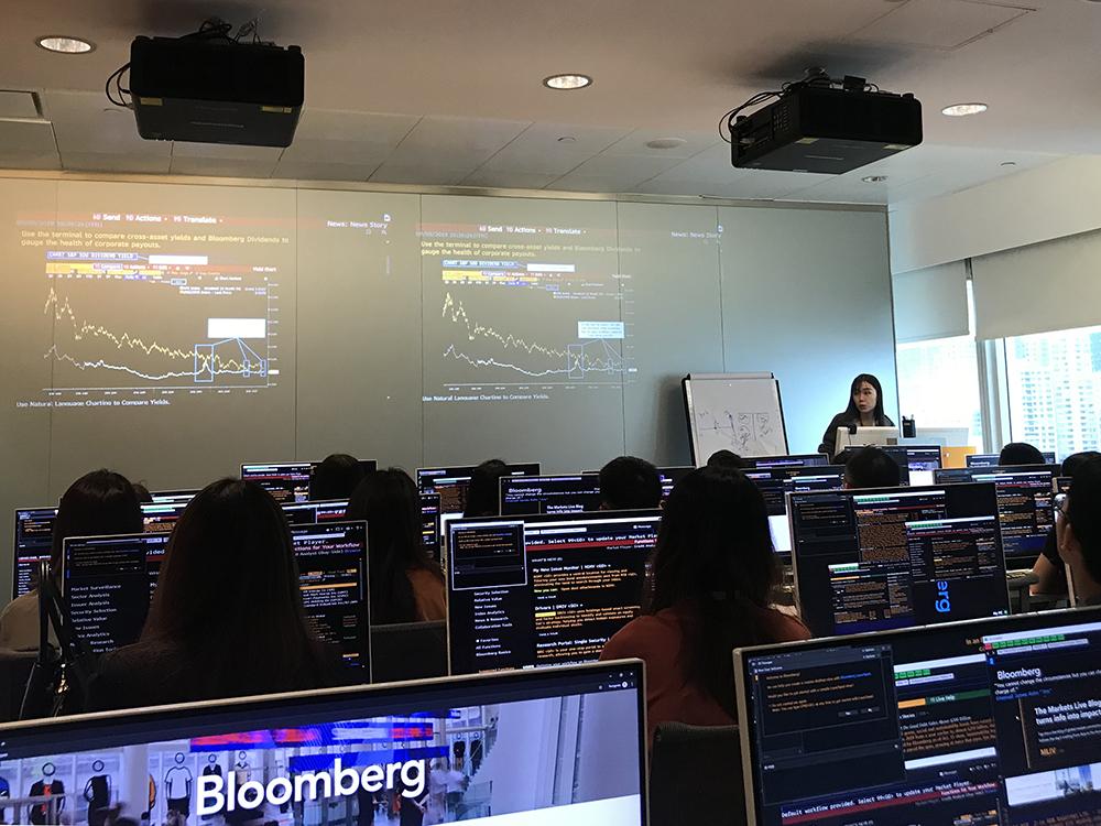 電子錢包虛擬銀行日趨普及 進修金融科技課程出路理想