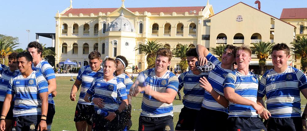 澳洲男子中學St Joseph's Nudgee College 努力培養學生良好品格