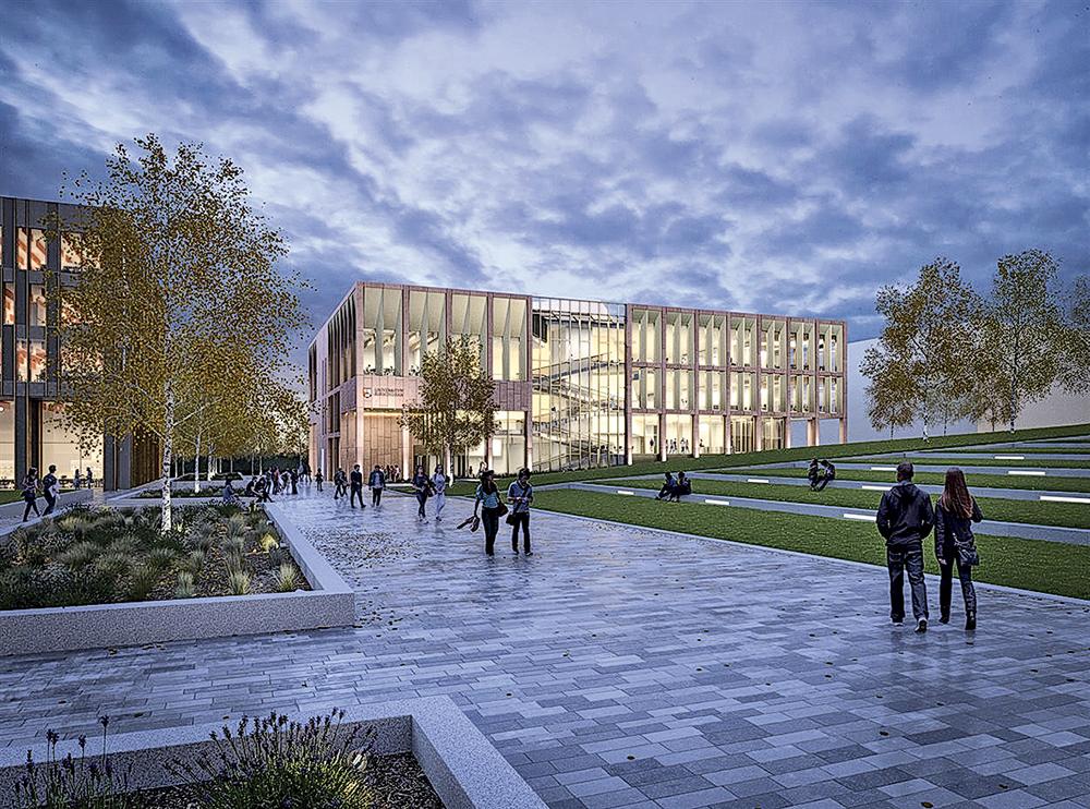 英國著名羅素大學集團 17成員世界Top 100學府