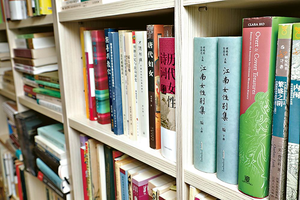 解構歷史 探索中國傳統女性不一樣印象