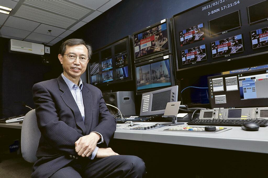 劉志權教授表示,歡迎對新聞及傳媒工作感興趣和對社會有責任感的學生報讀課程。