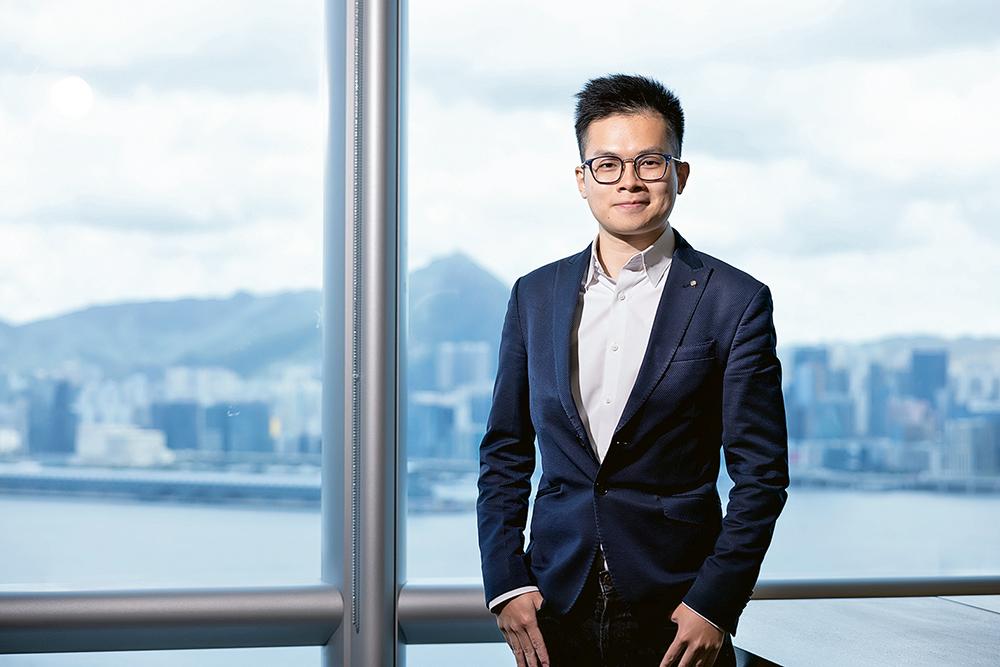 投身金融科技初創企業 終身學習 迎接挑戰