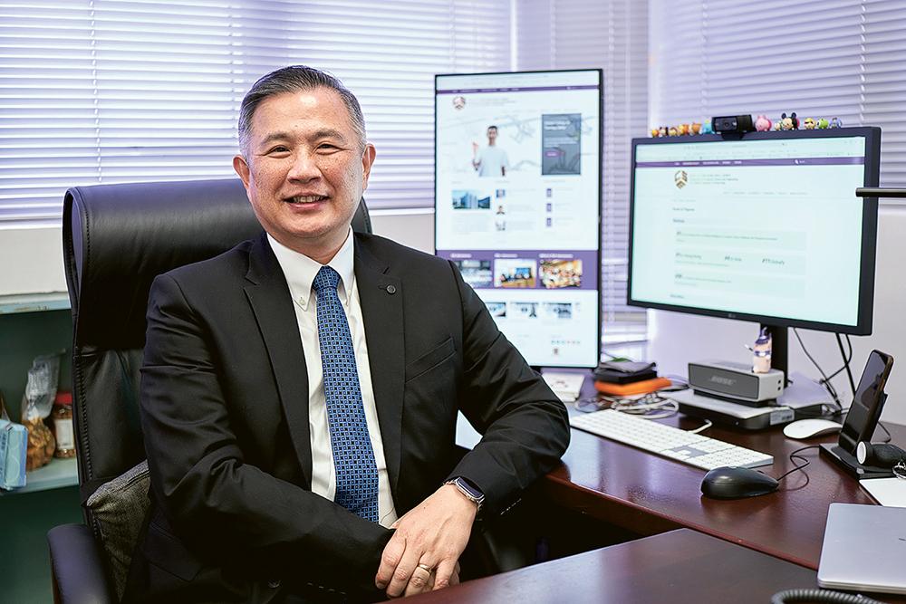 中大計算機科學與工程學系<br/> 科技知識培養人才 推動香港人工智能發展