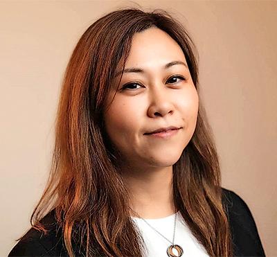 The Executive Centre Corporate Head of IT Business Development Rita Chan