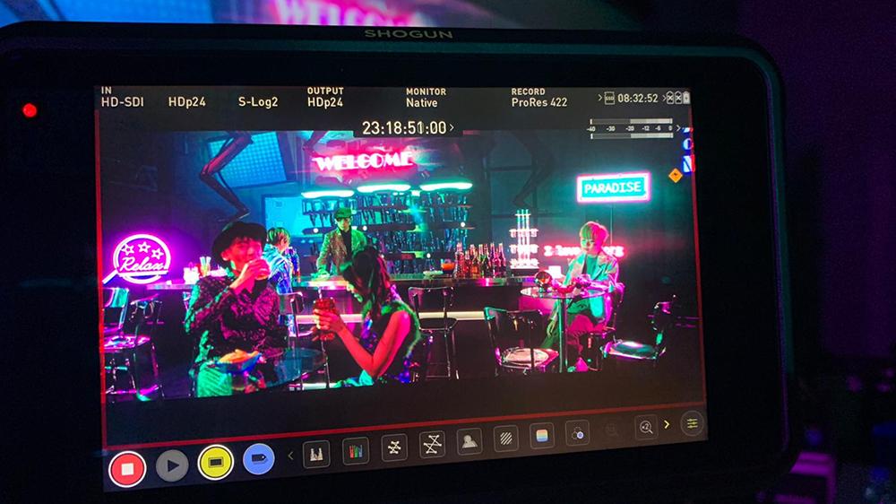 HKDI學生執導 延展實境XR新技術 交織兩代電影夢
