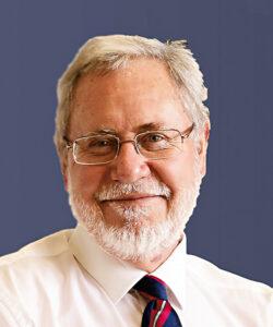 教資會研究評審工作小組召集人Professor Chris BRINK。
