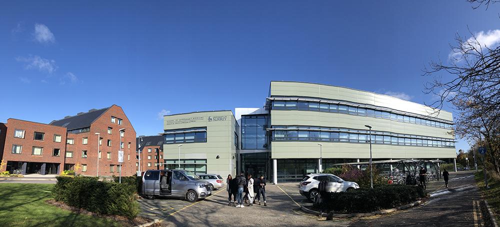 University of Surrey大學的酒店及休閒管理學更於《QS世界大學排名》位列全球十大之一