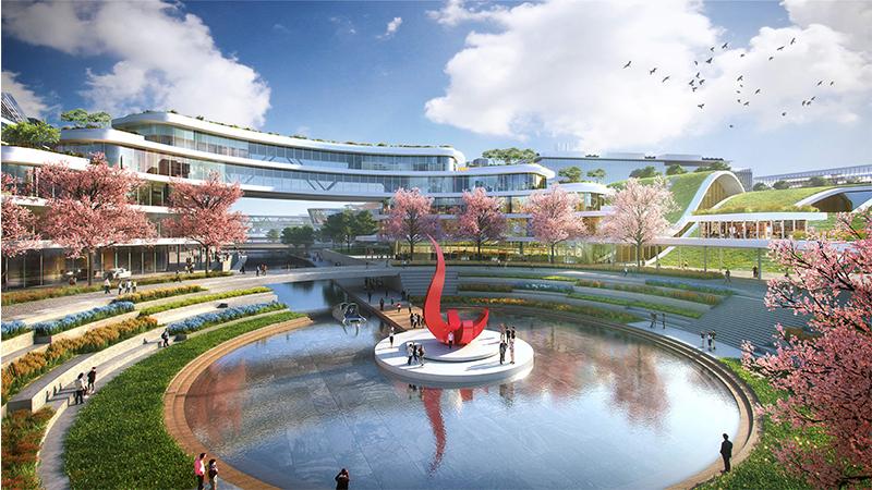 香港科技大學(廣州)<br/>明年9月開學招4千人 設四大「樞紐」