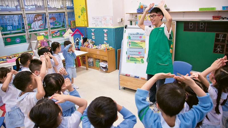東華學院幼兒教育課程</br>結合醫護知識 培養優秀幼師