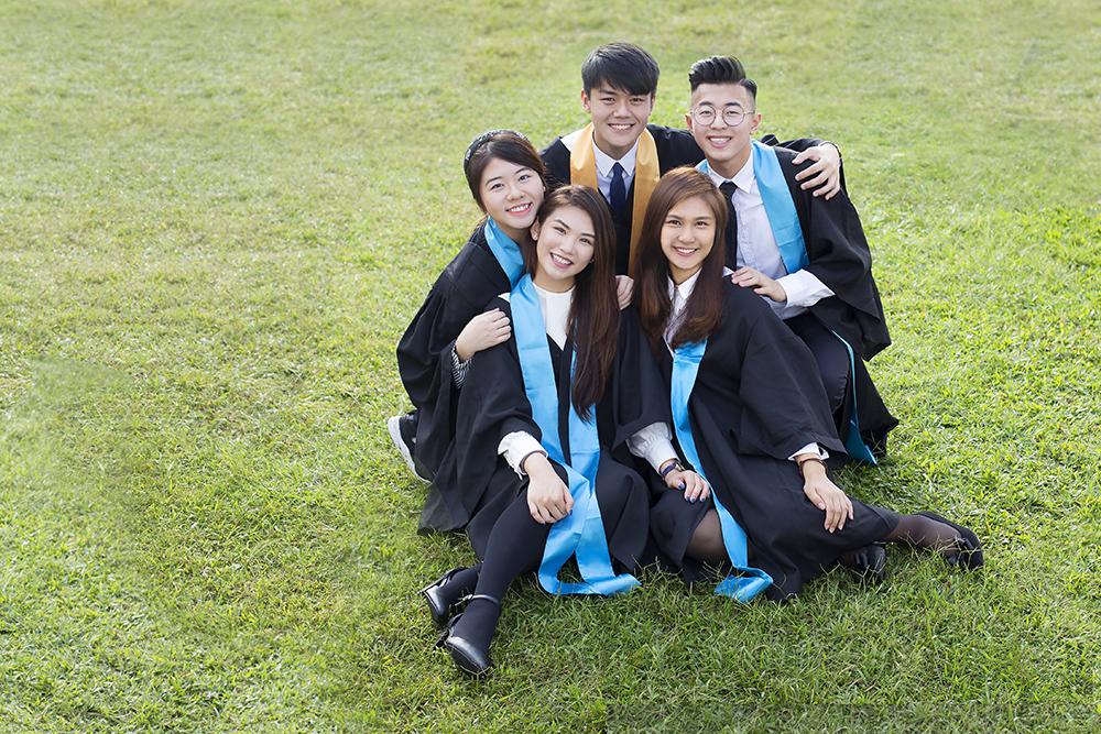 浸大國際學院貫徹全人教育<br/>多元課程開拓大學之路
