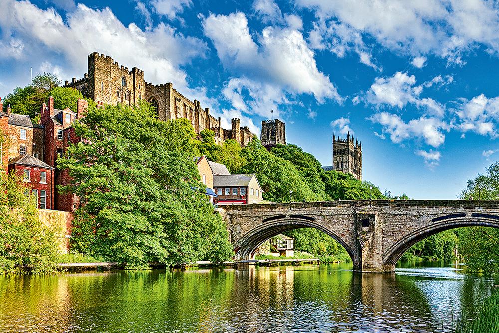 Durham University位於英格蘭北部,是英格蘭第三古老的大學,