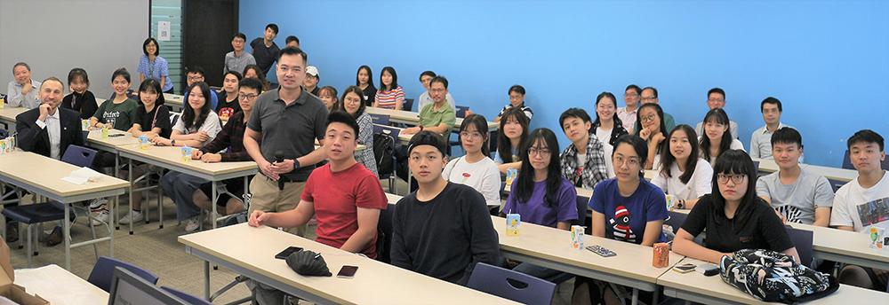恒大經濟學工商管理(榮譽)學士課程<br/>國際形勢風雲變幻 經濟學專才需求殷