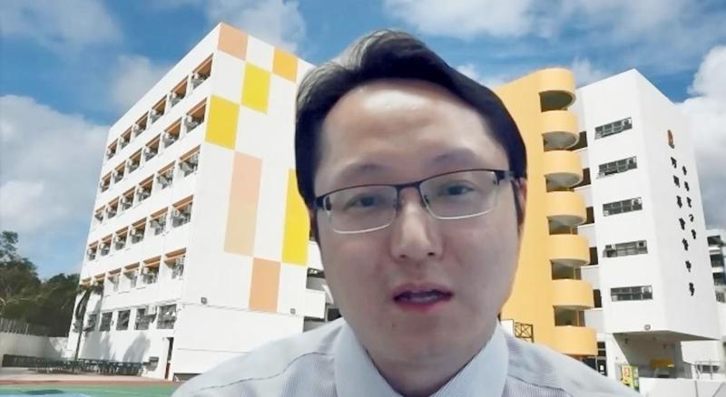 嶺大與中學攜手推動樂齡科技教育<br/>為安老服務注入新動力